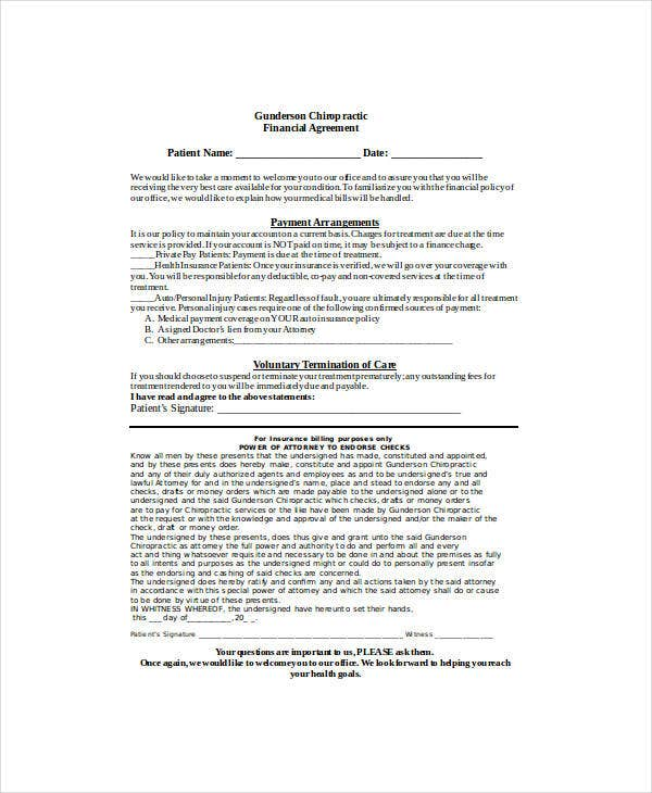 Patient Financial Agreement Template from images.template.net