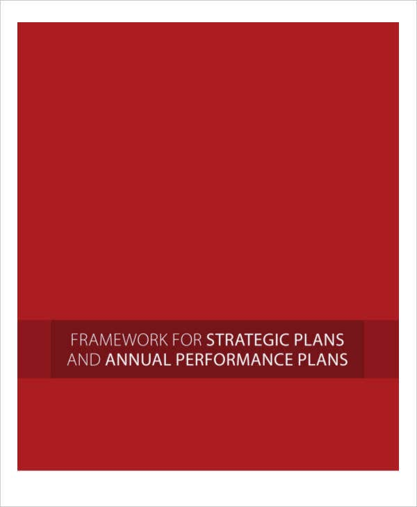Framework for Strategic Planning
