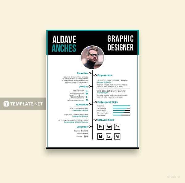 30 Fresher Resume Templates Pdf Doc: 30+ Fresher Resume Templates - PDF, DOC