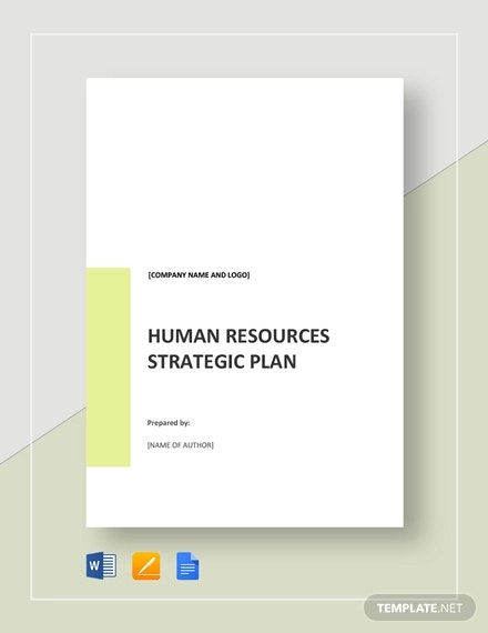 hr strategic plan template1