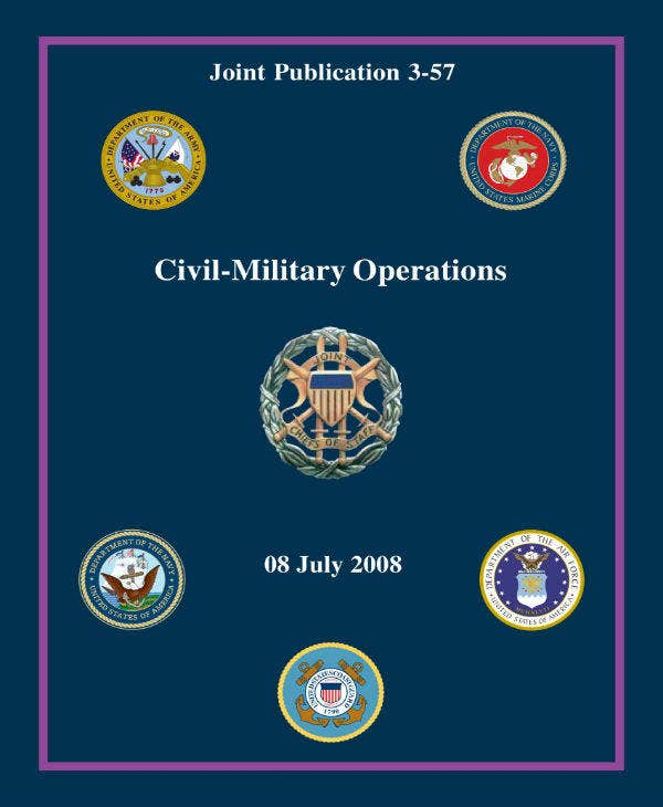 Joint Planning for Military Operations