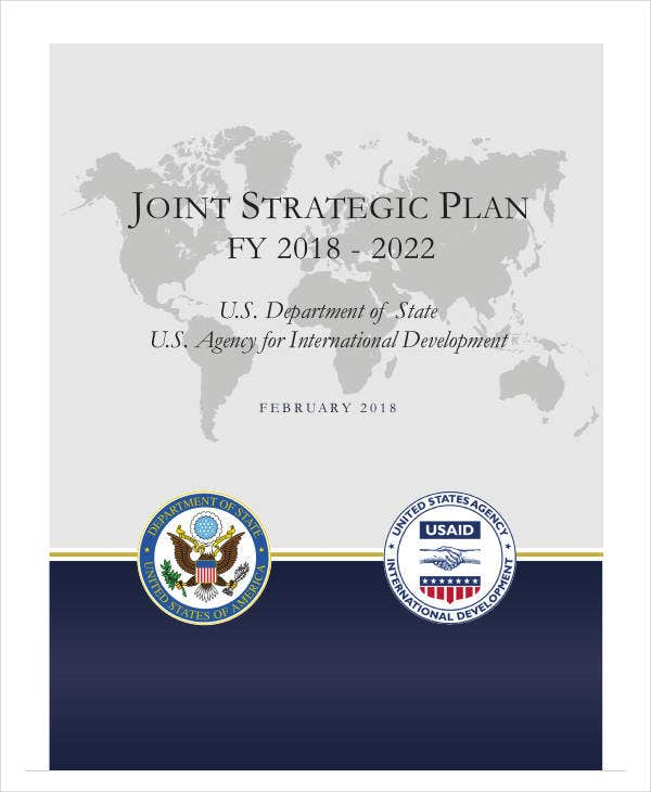 joint strategic plan
