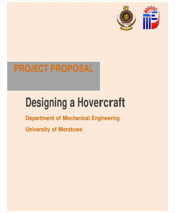 Mechanical Engineering Design Project Proposal