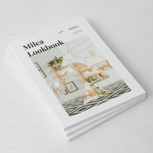 milea home lookbook template