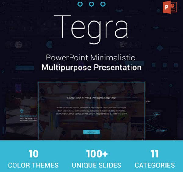 Minimal PowerPoint Design
