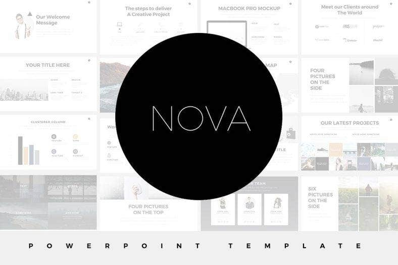 minimal-simple-powerpoint-template