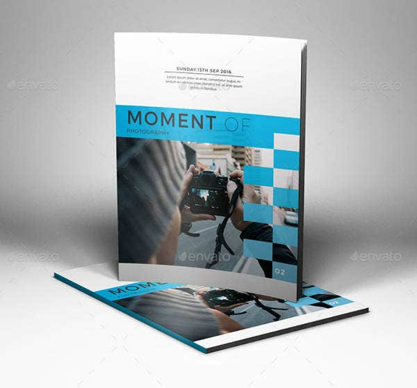 Modern Photography Brochure Template