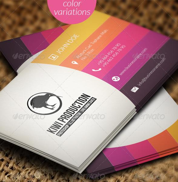 multicolored-stripe-template-for-business-card