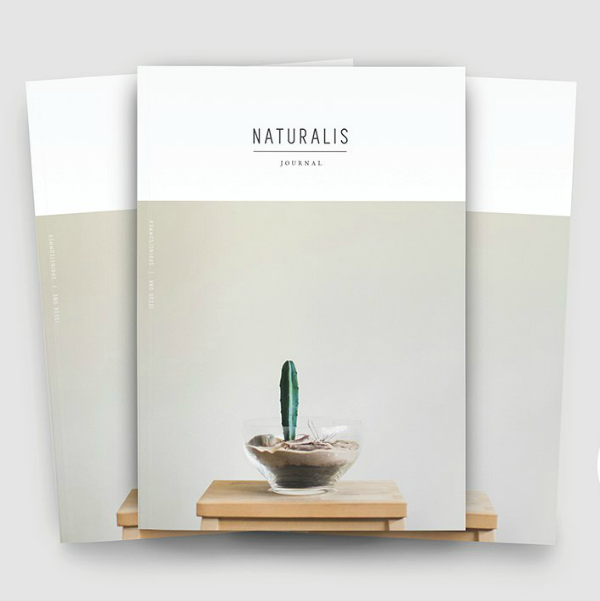 Naturalis Journal Lookbook Template
