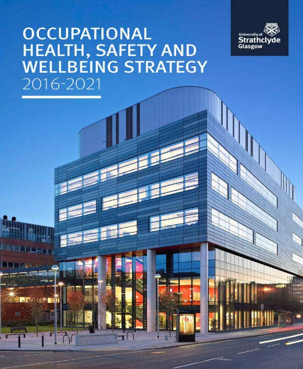 Occupational Health Safety Strategy Plan