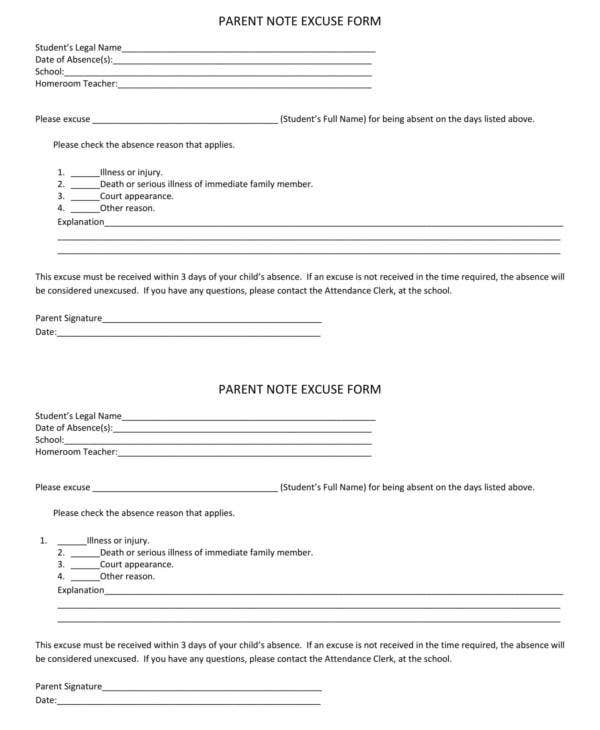 parent-note-excuse-form-template