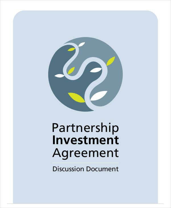 partnership investment agreement