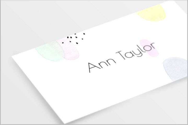 pastel-watercolor-business-card-template