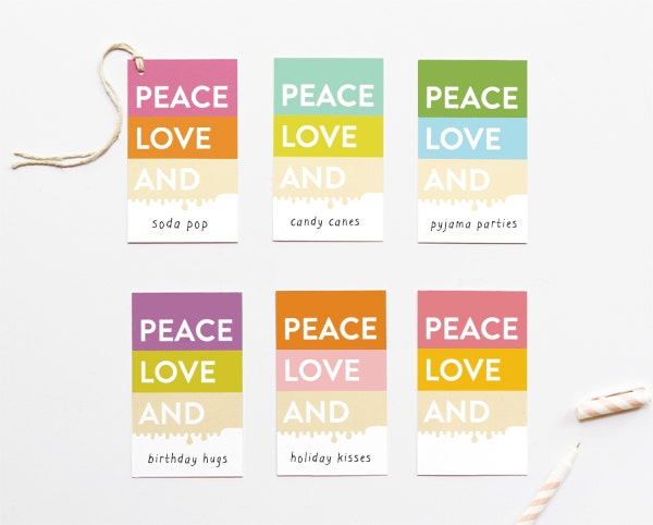 peace-and-love-gift-tag-template
