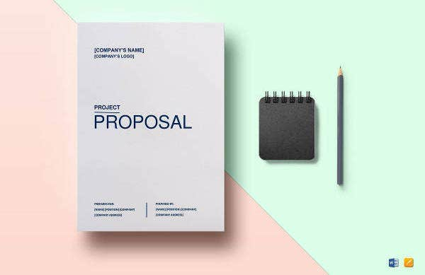 Printable Project Proposal