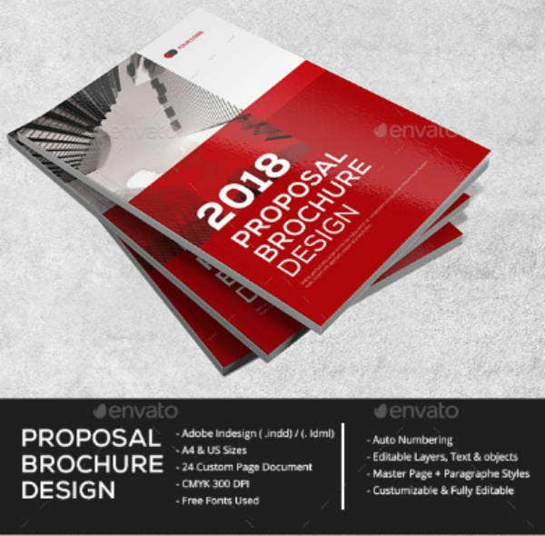 Proposal Brochure Design