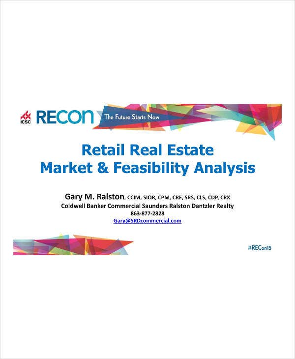 Real Estate Market and Feasibility Analysis