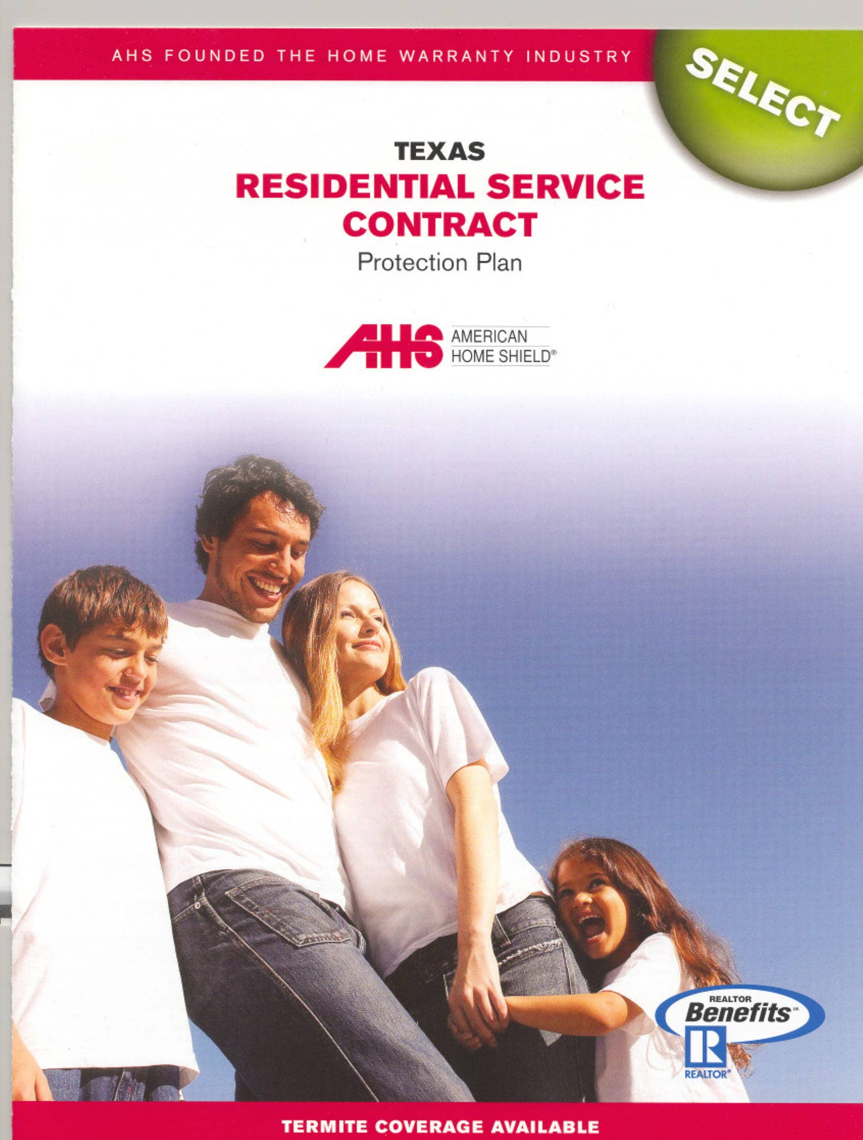 residential service contract 1