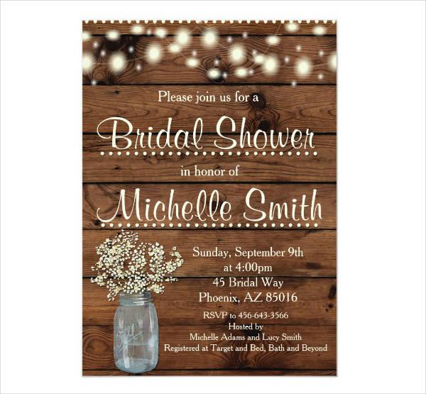 rustic wedding invitations zazzle