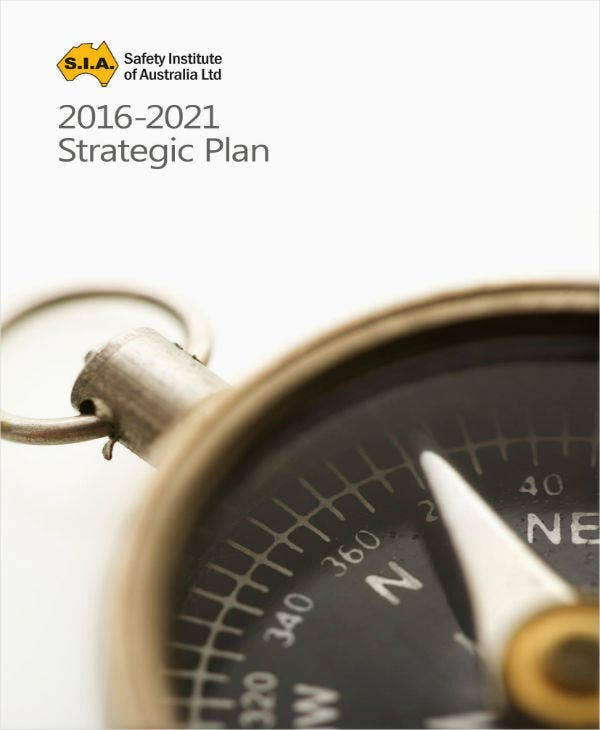 Sample Safety Strategic Plan