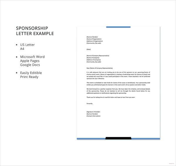 sponsorship letter example1