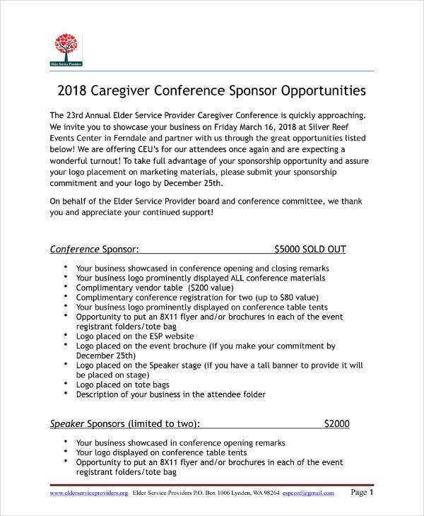 17 sample sponsorship letter templates pdf doc apple pages sponsorship letter template sample spiritdancerdesigns Image collections