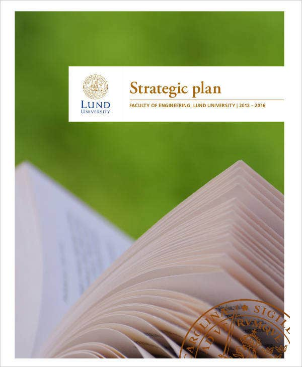 Standard Brand Strategic Plan