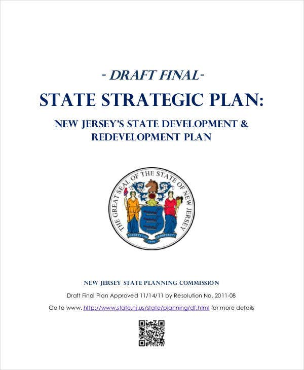 state straegic plan