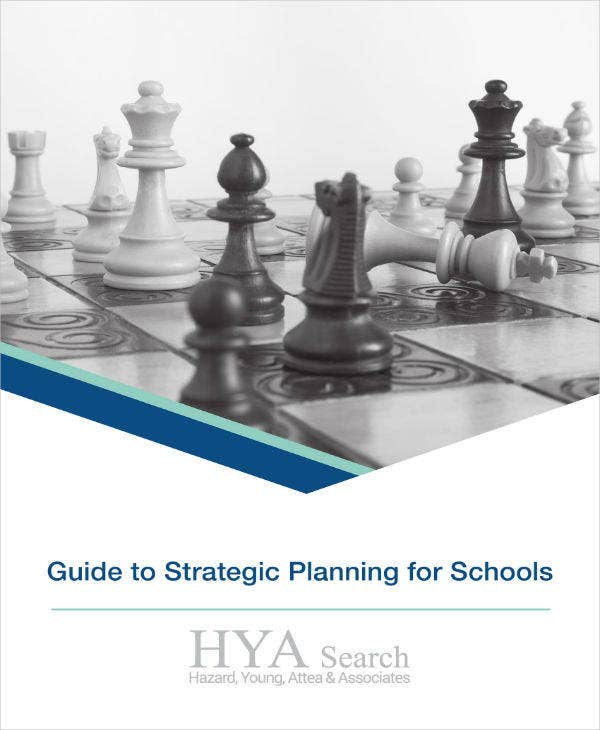 Strategic Planning Process for Schools
