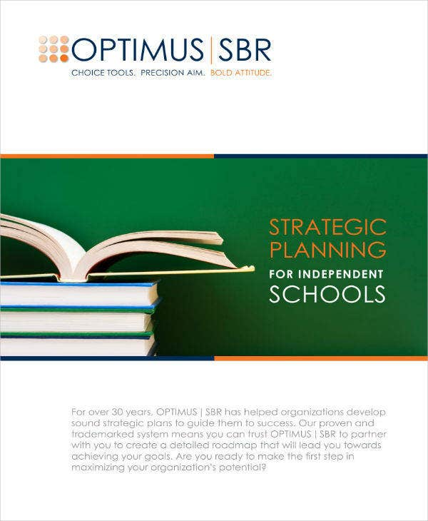 strategic planning for independent schools