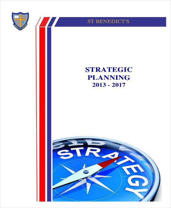 strategic planning for the school
