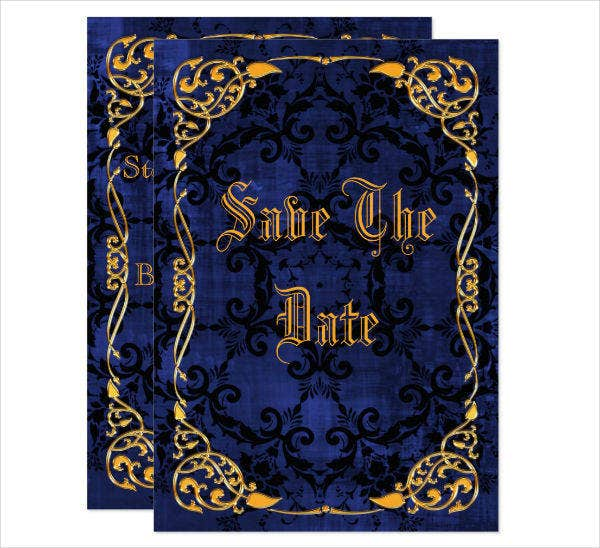 Sweet 16 Party Save The Date Invitation