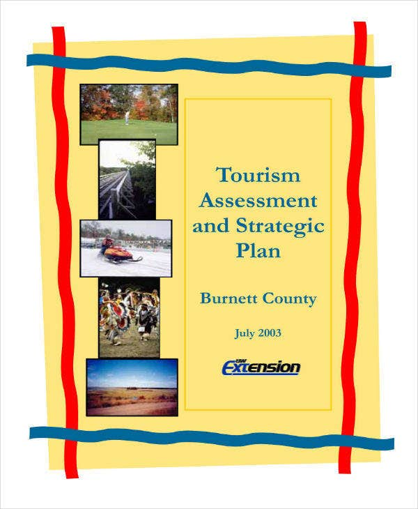 tourism assessment and strategic plan