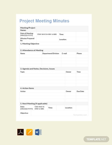 free project meeting