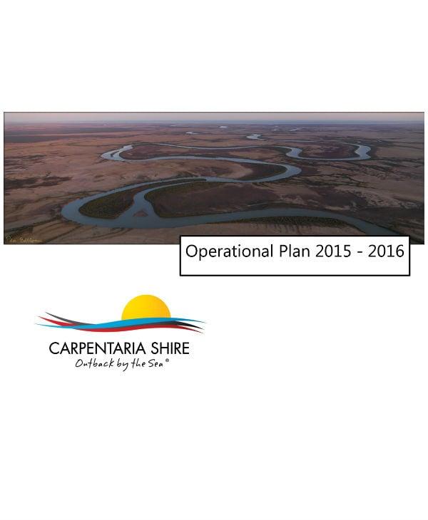 2015 2016 annual operational plan sample