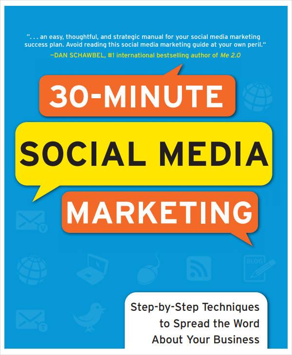 30 minute social media marketing plan