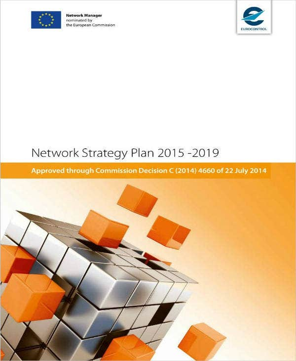 4 Year Network Strategic Plan