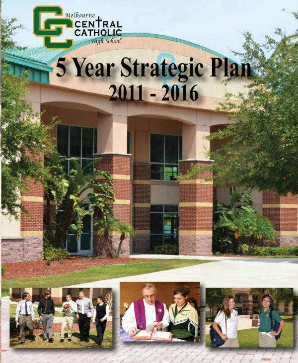 5-Year High School Strategic Plan