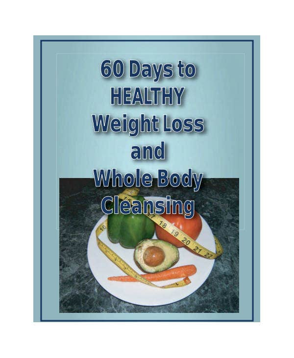 60 days to healthy weight loss plan