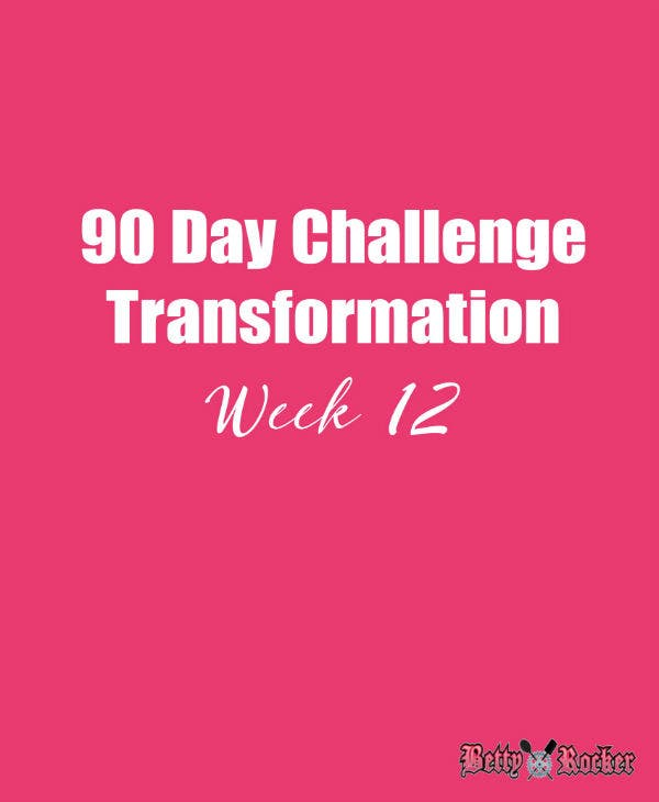 90 day challenge transformation sample 01