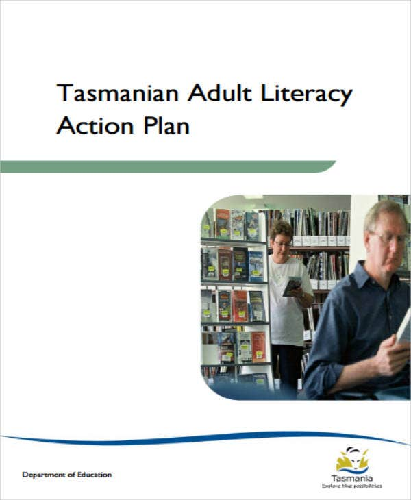 adult literacy action plan