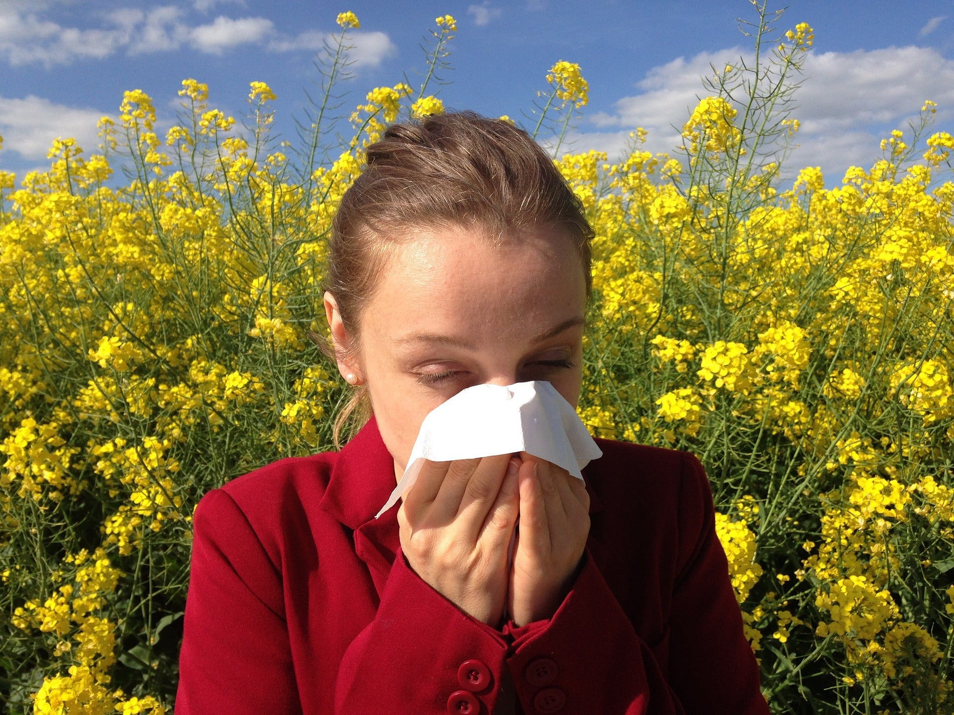 allergyactionplangirlishavinganallergypoorgirl