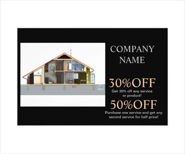 architectural firm structural flyer