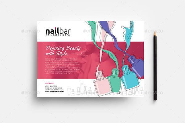 artsy-nail-salon-flyer-template