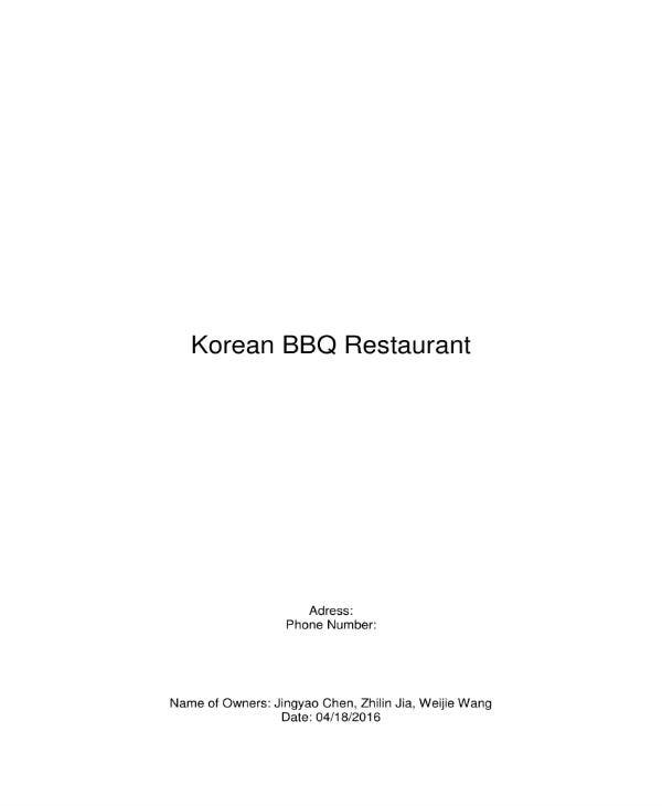 bbq business plan 01