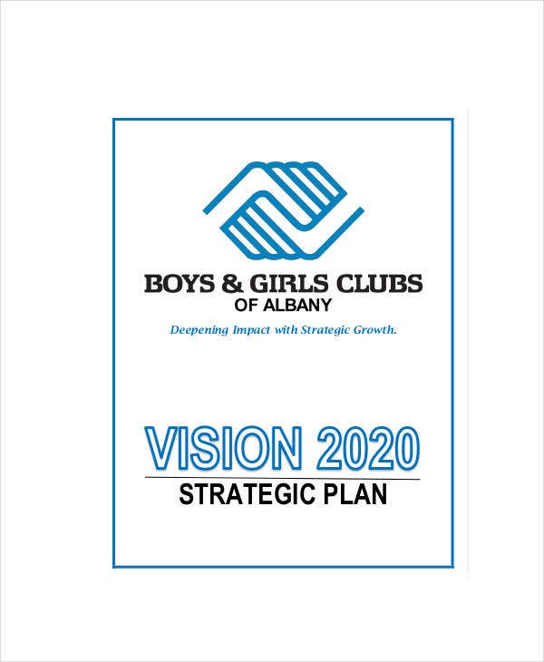 Boys and Girls Club Strategic Plan