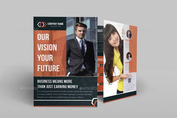 Business Analyst Brochure Template