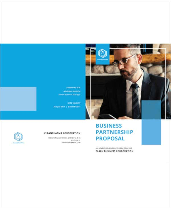 business partnership proposal template1
