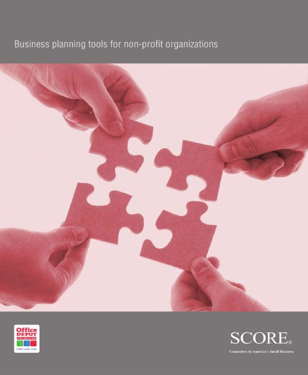 business planning tools for non profits 01