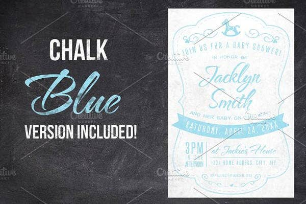chalk-baby-shower-invitation